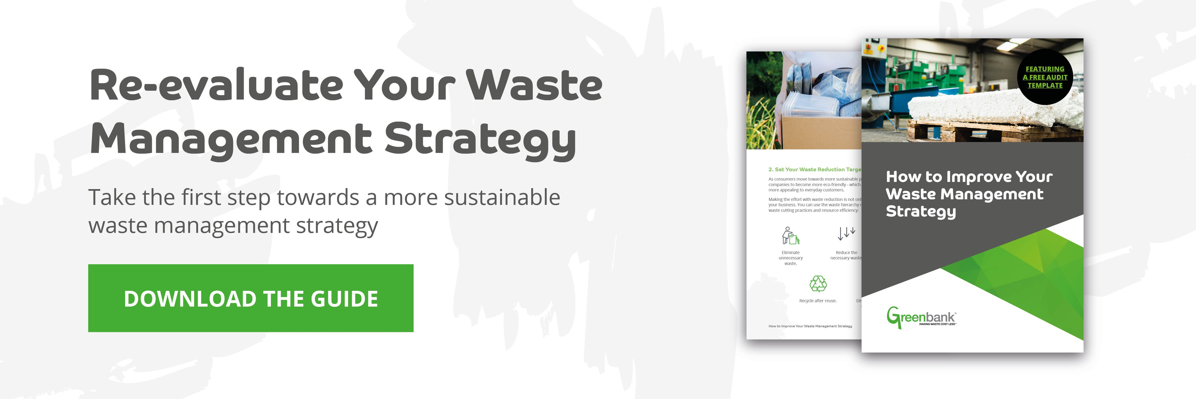 How to Improve Your Waste Managment Strategy CTA