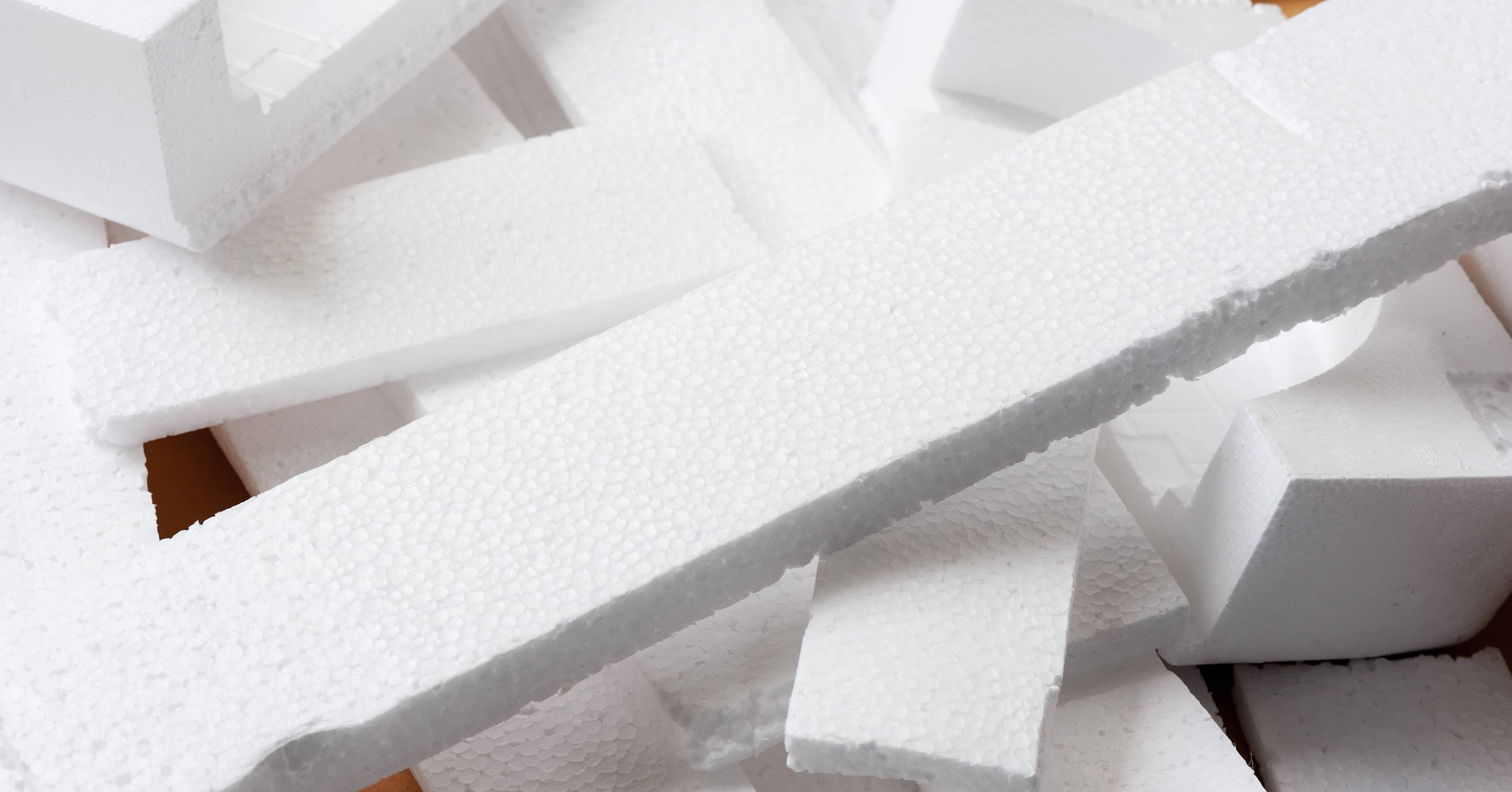 how to recycle polystyrene